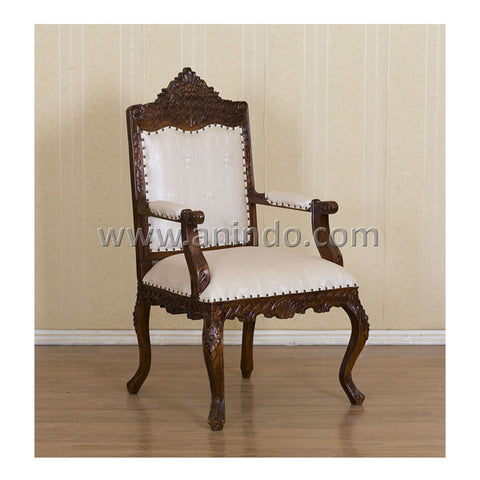 Baroque Arm Chair