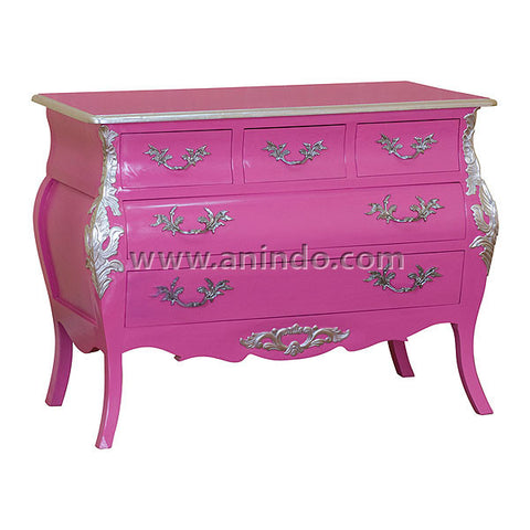 5 Drawer Commode