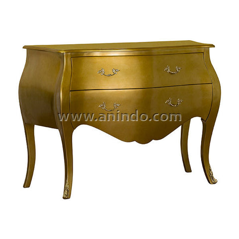 2 Drawers Commode