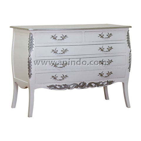 5 Drawers Commode
