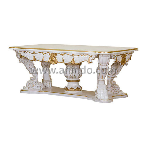 Carved Dining Table
