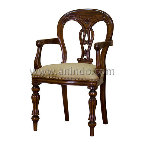 Admiral Chair Arm