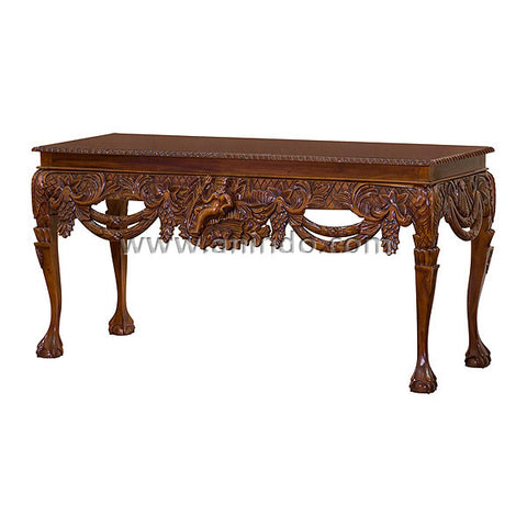 Console Classic Carved