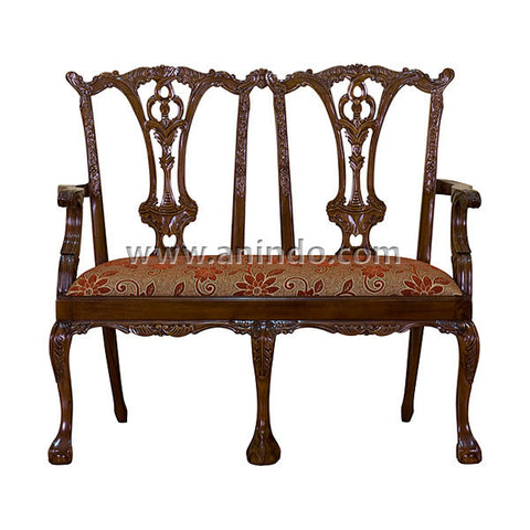 Chippendale Chair 2 St