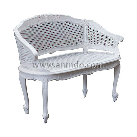 Double Rattan Chair