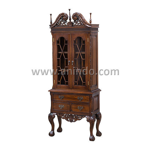 Chippendale China Cabinet