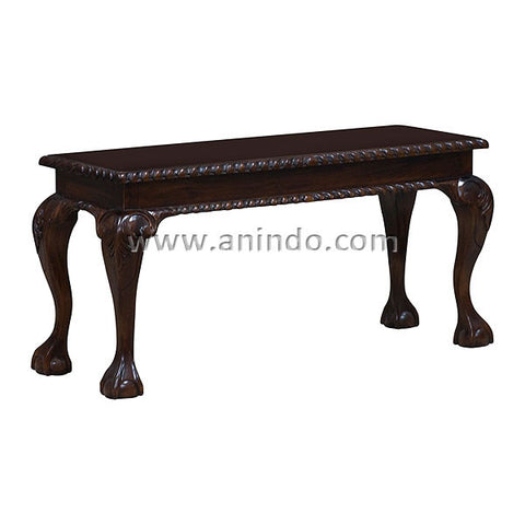 Chippendale Table Low