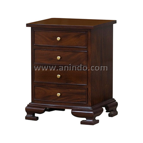 4 Drawers Bedside