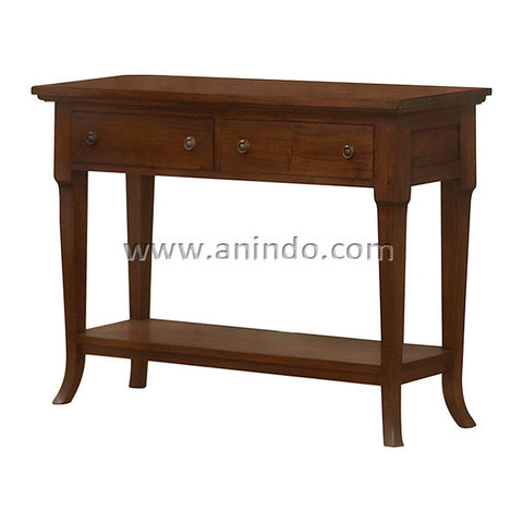 2 Drws Console Table