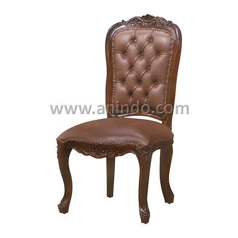 Carved Dining Chair