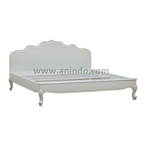 White French Bed