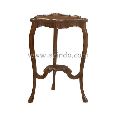 Carved Small Table