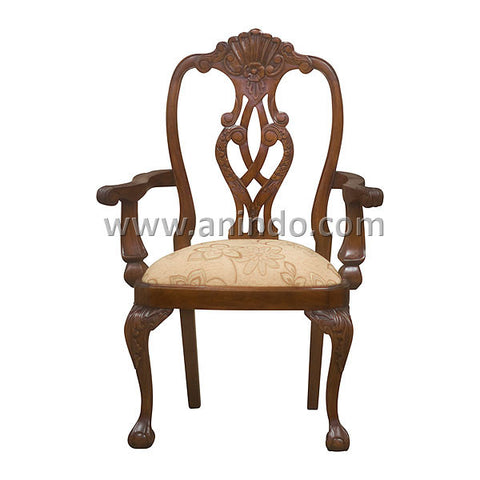 Chippendale Chair A