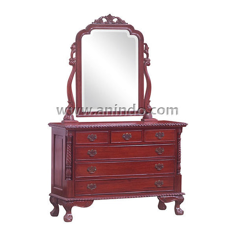 Canopy Dressing Table