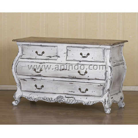 4 Drawers Commode