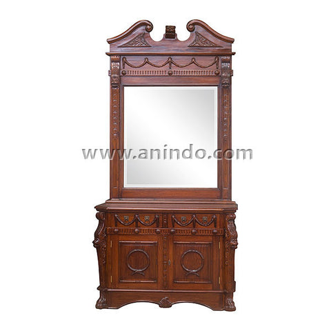 Lion Dressing Table