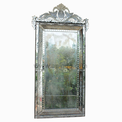 Crown Venetian Mirror