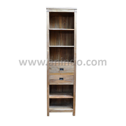 Bookcase 2 Drawers