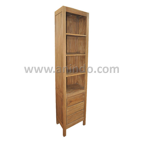 Bookcase 3 Drawers