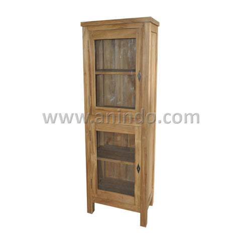 Cabinet 2 Glass Doors