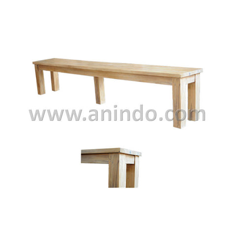 Bench Table Long