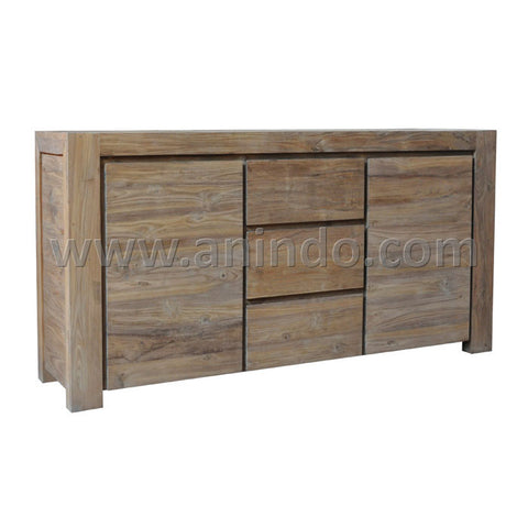 Dresser 2 Doors 3 Drawers