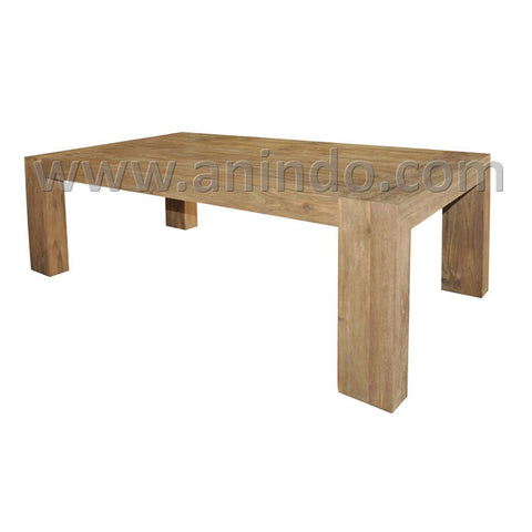 Dining Table Legs 16x8