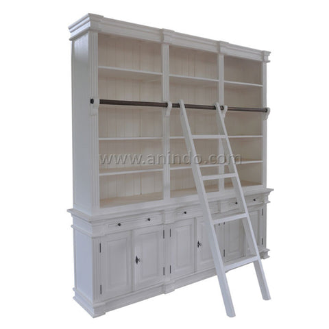 3 S Library Bookcase