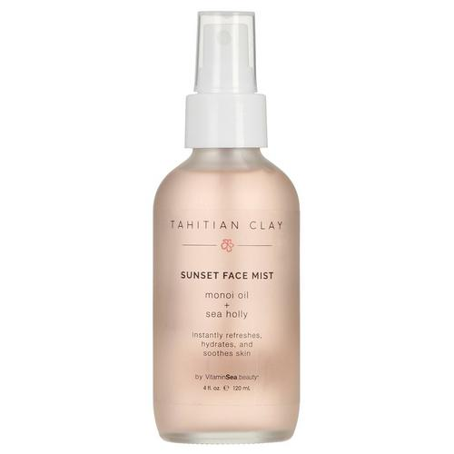 VitaminSeaBeauty Tahitian Clay Sunset Face Mist