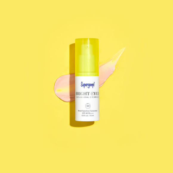 Supergoop! Bright-Eyed 100% Mineral Eye Cream