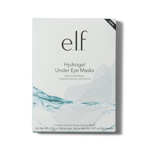 E.l.f Hydrogel Under Eye Masks