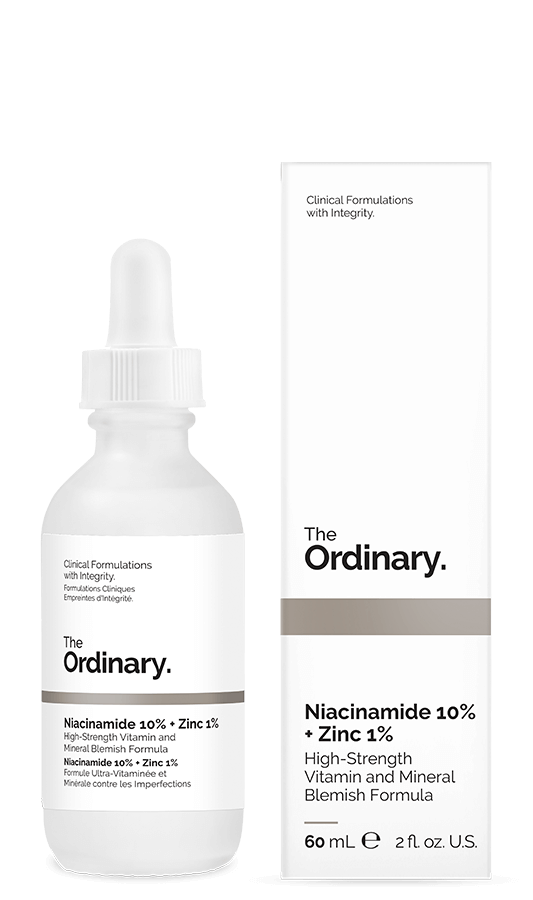 The Ordinary Niacinamide 10% + Zinc 1 % 60 ml