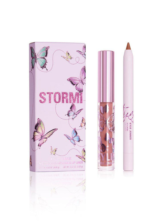 Kylie Cosmetics Stormi Lip Kit