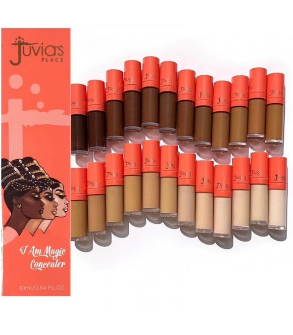 Juvia's Place I Am Magic Concealers