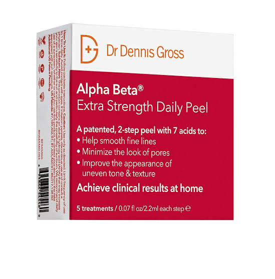Dr. Dennis Gross Alpha Beta Extra Strength Daily Peel Pads