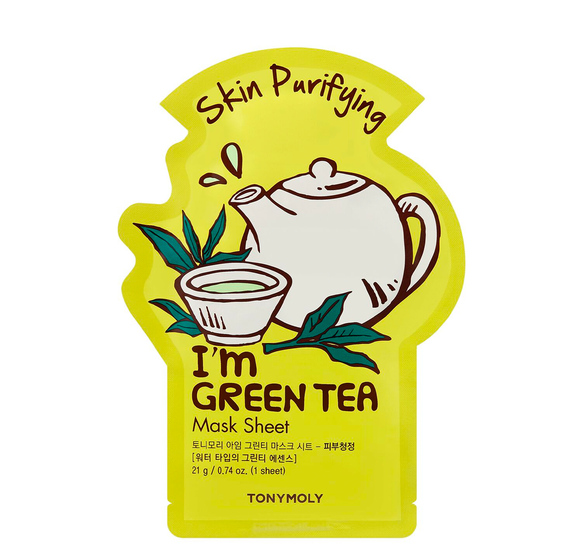 Tony Moly I'm Green Tea