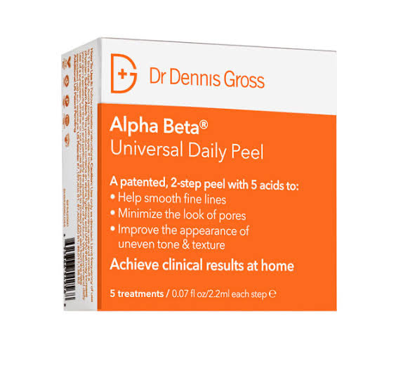 Dr.Dennis Gross Alpha Beta Universal Daily Peel