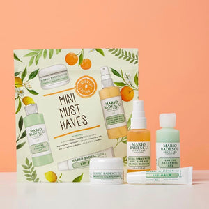 Mario Badescu Mini Must Haves Orange Edition