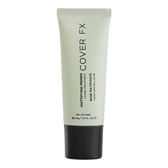 Cover FX Mattifying Primer & Acne Treatment