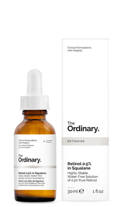 The Ordinary Retinol in squalane 0.5%
