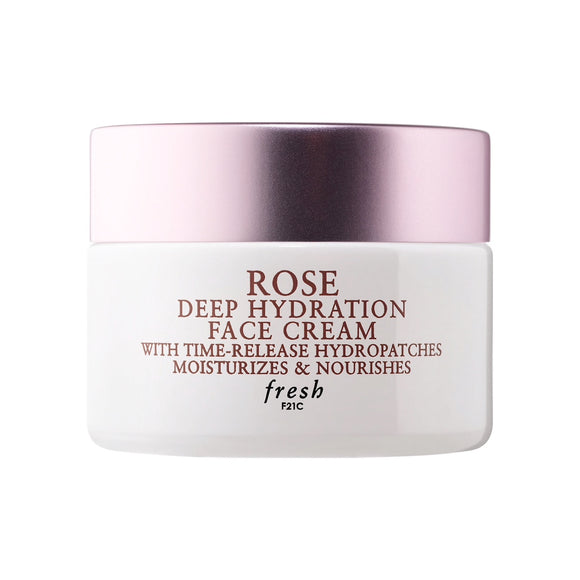 Fresh Rose & Hyaluronic Acid Deep Hydration Face Cream Mini