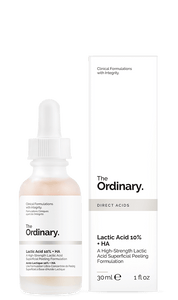 The Ordinary Lactic Acid 10% + HA