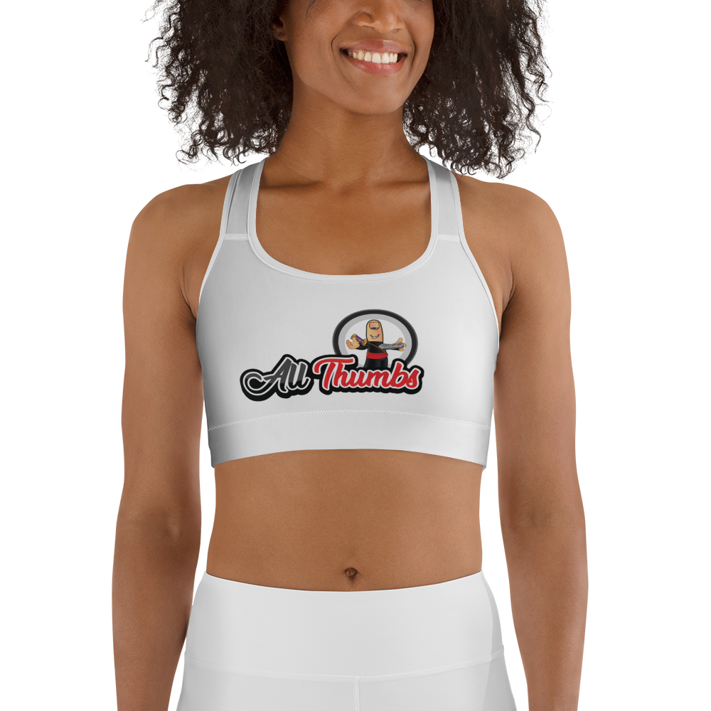 All Thumbs Sports bra
