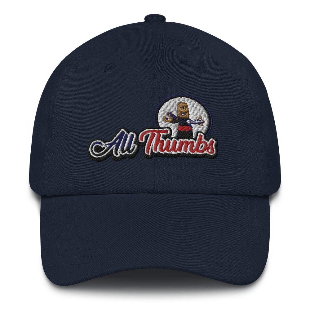 All Thumbs Classic Dad hat