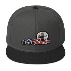 All Thumbs Snapback