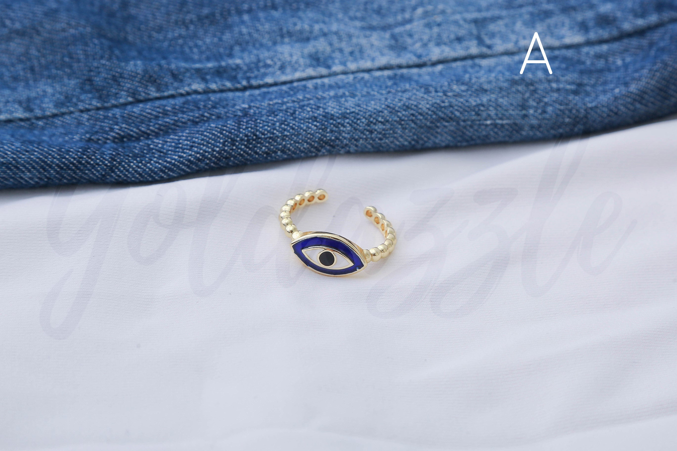 STACK EM UP EVIL EYE - goldazzle