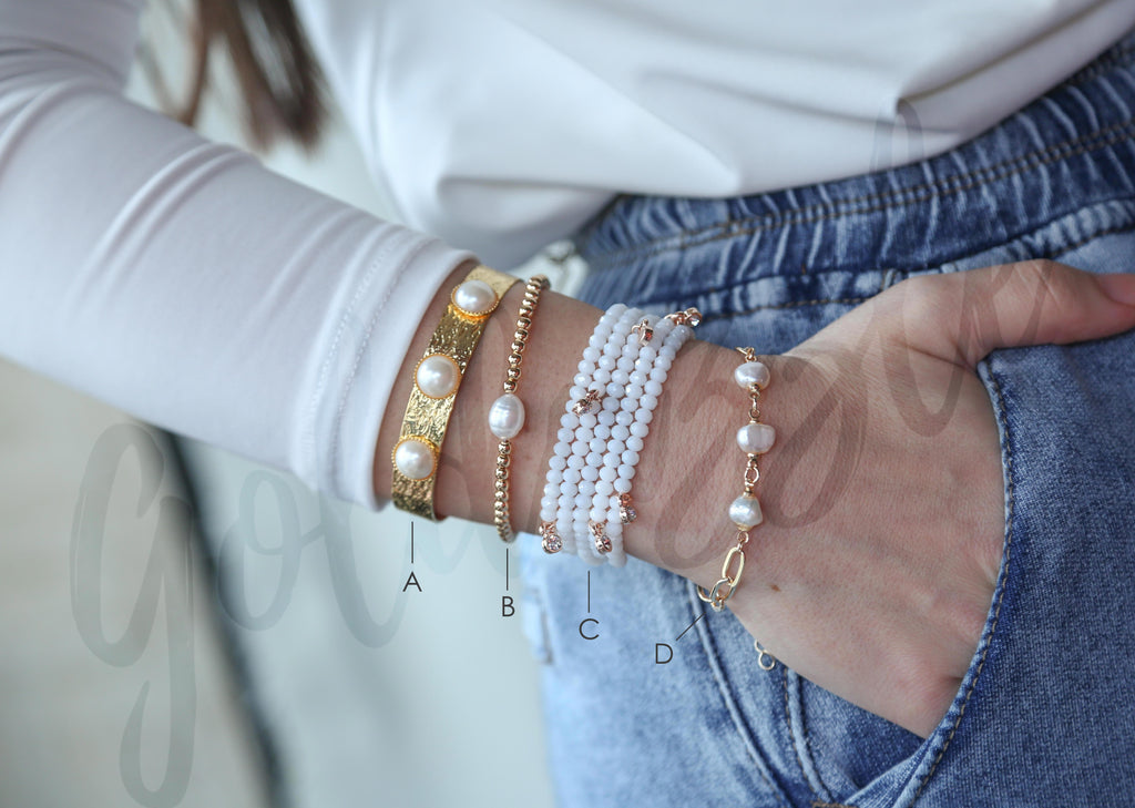 KEEP IT PEARLY AND SIMPLE - goldazzle