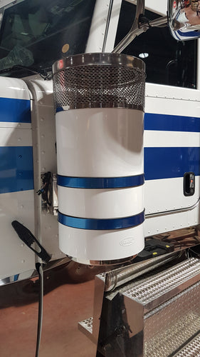 Air Beather for Peterbilt 389 Stripes - TruckStripes.ca
