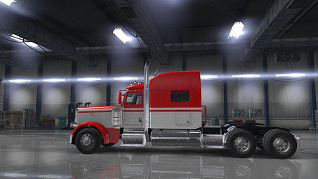 Peterbilt Triple Stripe