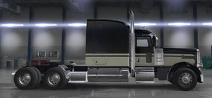 Peterbilt 389 Seminole Stripe Kit on Sale | TruckStripes.ca